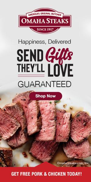 omaha steak mediabids ad